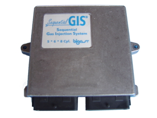 BIGAS Steuergerät SGISN plus 5/6/8 Zyl.