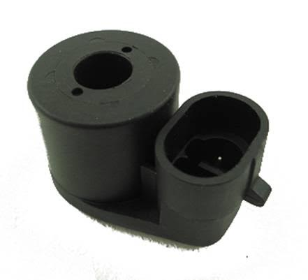 Coil for electrovalve OMB (voorheen Valtek) type 03 / type 07, with AMP connector, fits on electrovalve Prins reducer (OMB art. 66006101)