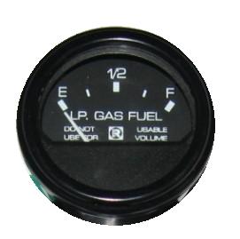 Ontvanger Rochester - analoog / Dashboard indicator 0-90 Ohm + light 12 V
