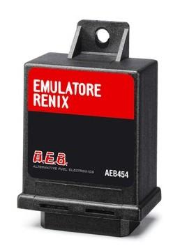 AEB 454 Emulator für Renix injection Volvo and Renault