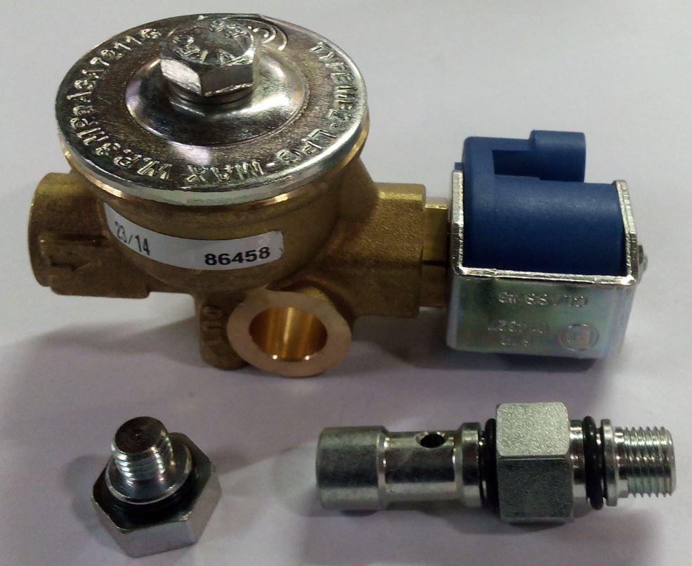 Gasafsluiter Prins 8 mm NIEUW (181/130031)