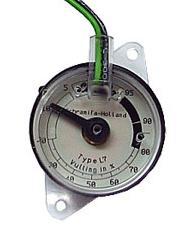 Zender 0-95 ohm - Livello