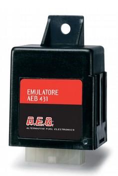 AEB 431 Kraftstoffdruck - Emulator für Volvo (628446001)