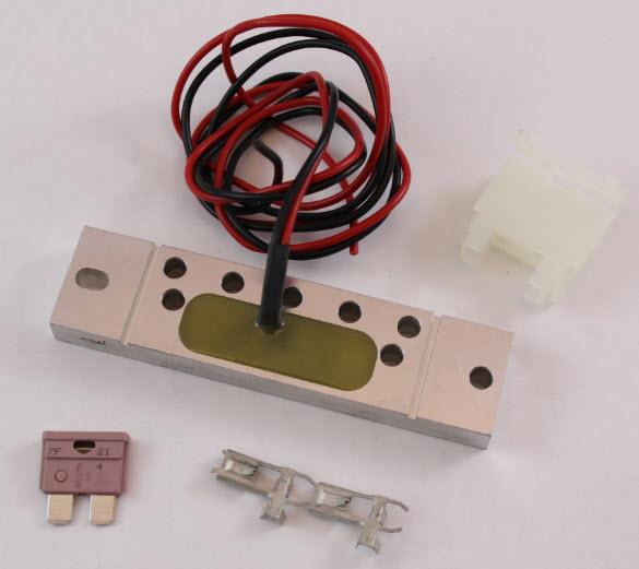 Elektrisch verwarmingselement LPG CNG injector