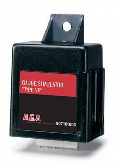 Gasoline Gauge emulator (Volvo Flexfuel, Citroën, Peugeot) (AEB 628129000)