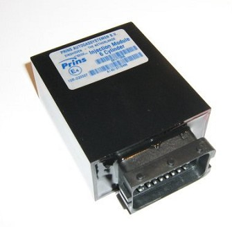 Injection module 4-6-cylinder with connector