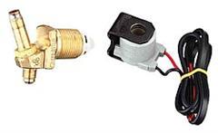 Electrovanne Ceodeux avec petit filet - Rotarex art. A15010011 - BFC (grand débit) / INCL. ADAPTATEUR A CONNECTION GRANDE