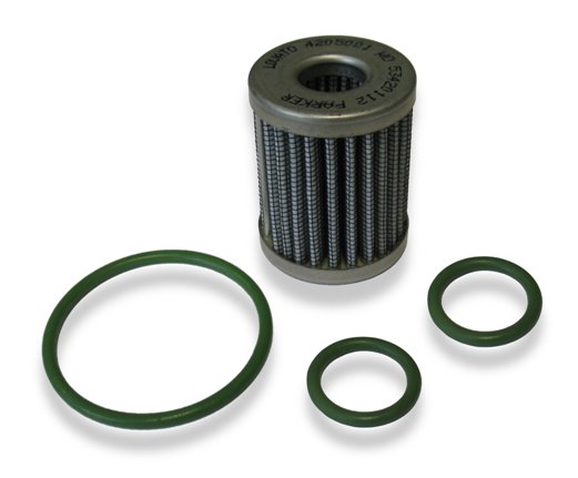 Lovato filter kit voor drooggasfilter cartridge