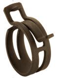 Collier de serrage à ressort (lourd) 27mm (25,2-29,2mm)