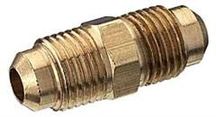 Leidingverbinder flair (5/16SAE-5/16SAE) (1/2-20UNF-1/20UNF L=34)