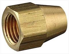 Überwurfmutter 6 mm (klein) 1/4SAE / 7/16-20 UNF