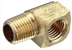 Adapter 1/4Mx1/4F 90° (NPTxNPTF)