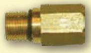 Adapter M10x1-M / M12x1-F