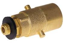 Nippel bajonet 12 mm