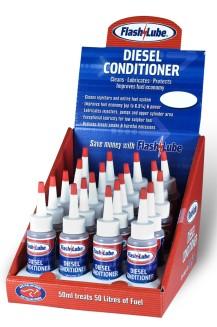 Flashlube Diesel Conditioner Display 20x50 ml