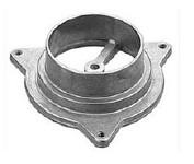 Adaptor 300 mixer, 70 mm slang (IMPCO)