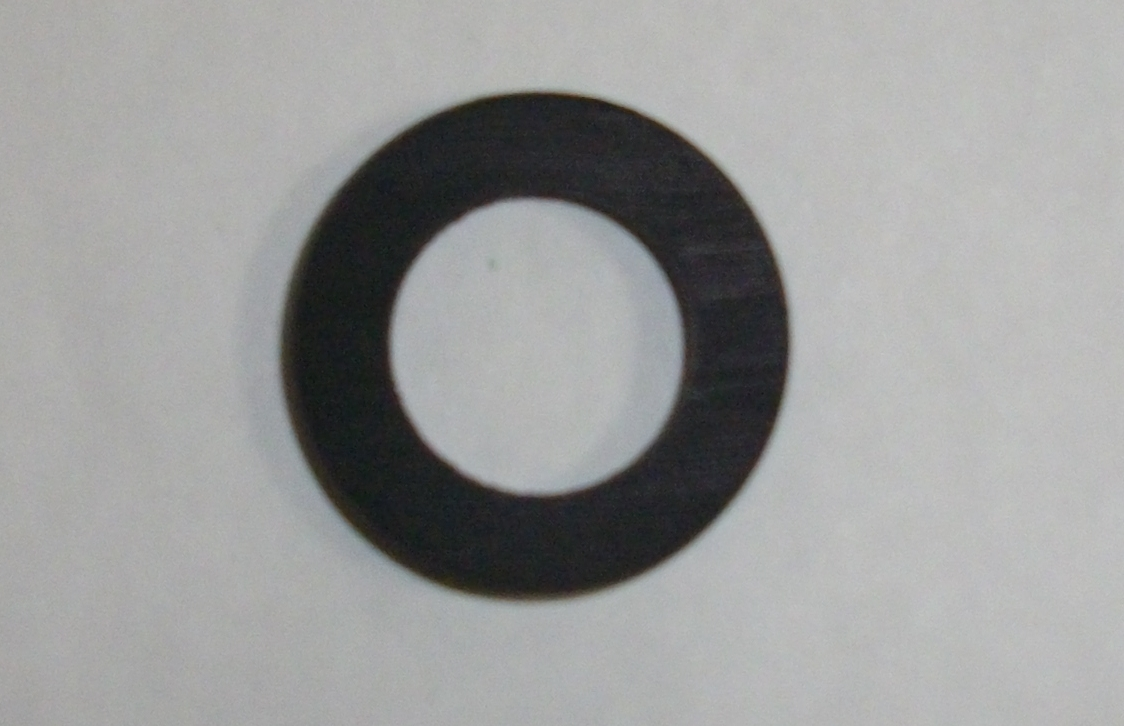 Rubber dichting Shell
