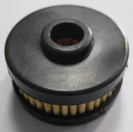 Filtercartridge Prakto, voor lage drukfilter