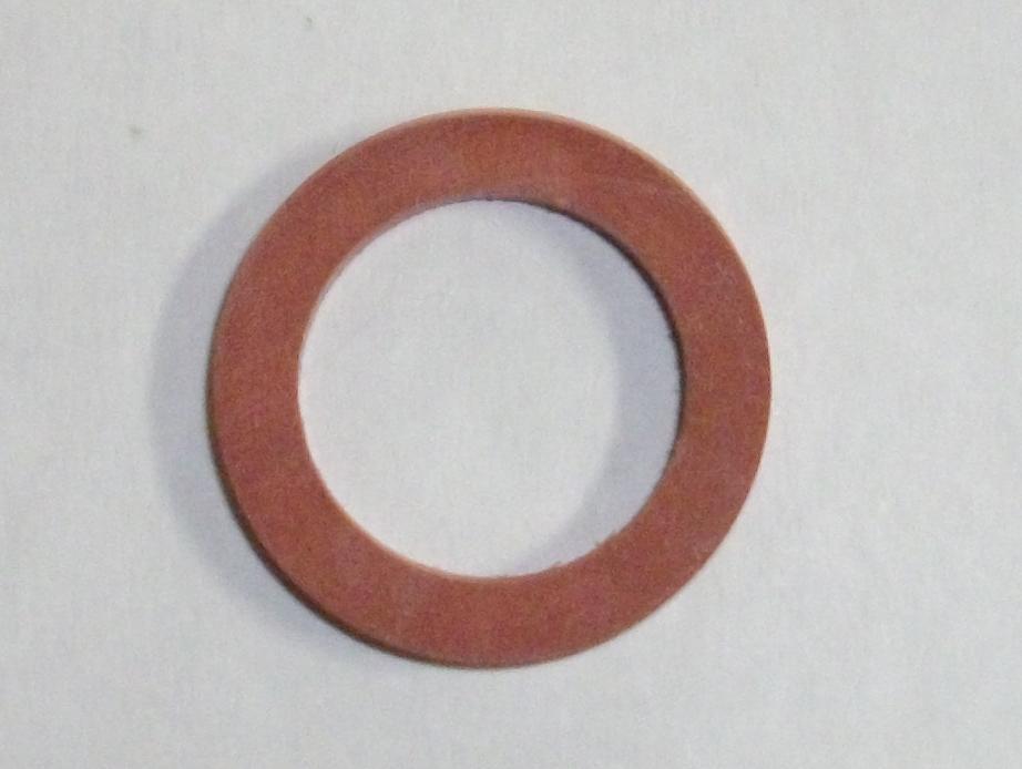 Rubber dichting bruindiam. 20/150