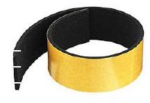 Moosgummi-Band selbstklebend, 40x10 mm, Preis pro M