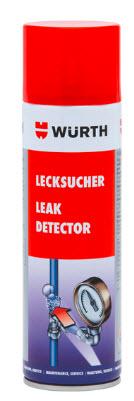 Lekzoekerspray/leak detector, 400 ml, Würth