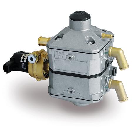 Verdamper Landi Renzo IG1 Super Oversize met Lock Off valve