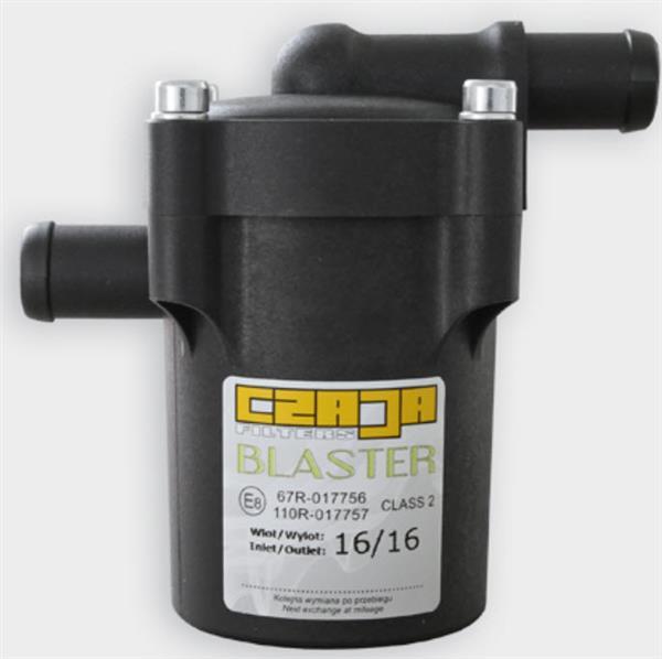 Drooggasfilter Blaster 12-12 met aansluiting voor Bosch sensor