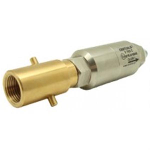 Hogedruk filter Bajonet 10mm