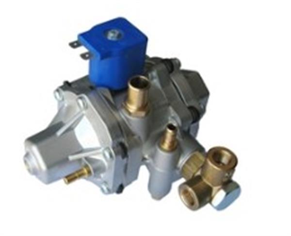 Tomasetto CNG verdamper model AT12 250 HP