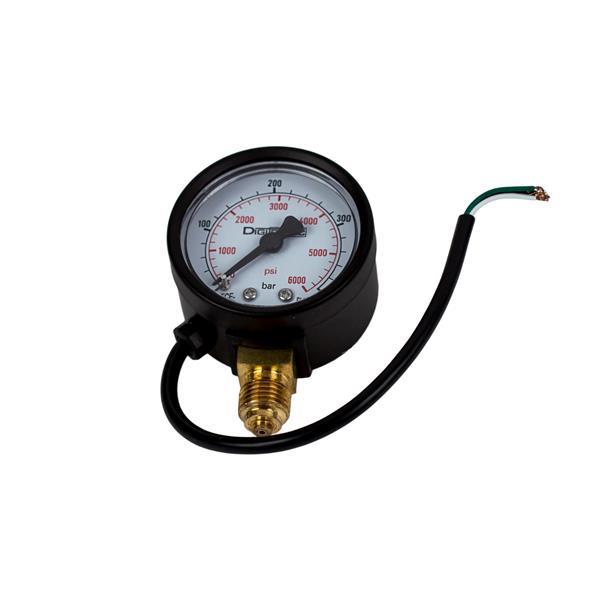 Druksensor voor CNG - CNgauge - 0-400 bar