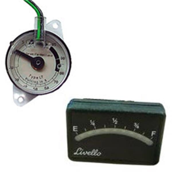 Kit for vapour tank: emitter and level indicator with leds / Livello, without switch (= 09001 + 052002)