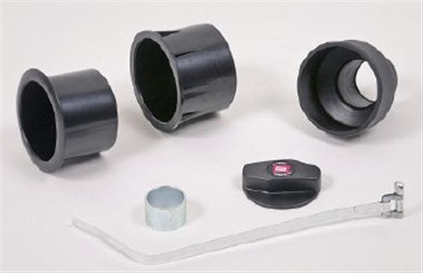 Inbouwpot CNG voor BRC vuller (gaat samen met code E160M6506)