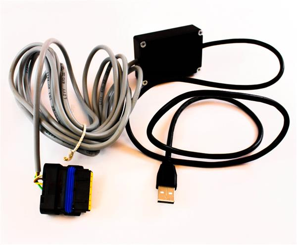 Interface cable E-gas PC serial
