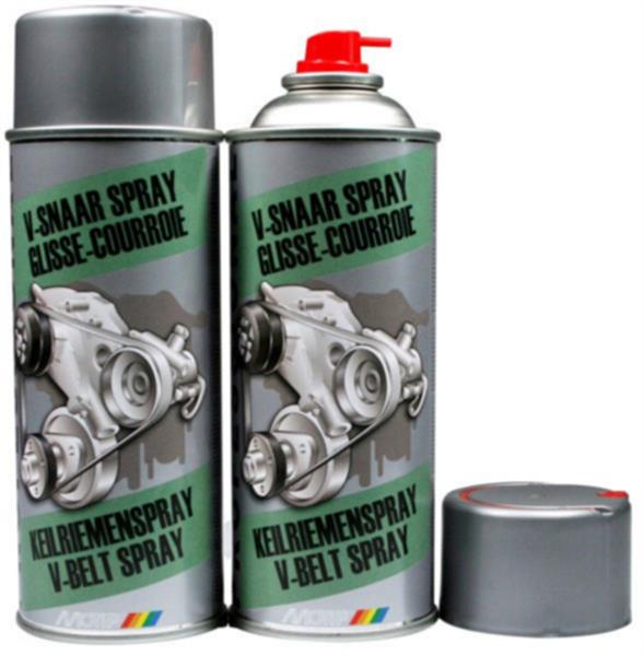 V-Belt Spray, 400 ml, Motip