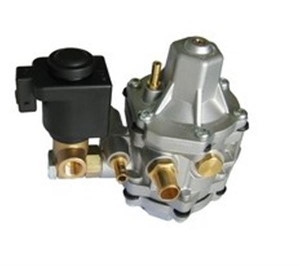 Tomasetto CNG verdamper model AT12 400 HP