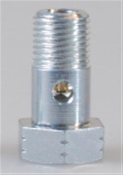 Banjobout incl. filter en kaliber, dubbele groef in boutkop, voor Vialle LPdi
