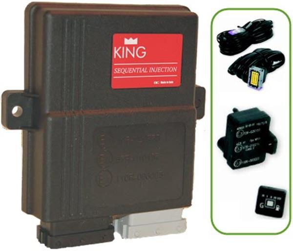 KING AEB 2001PC 4 cil. electronica