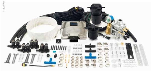 CNG-kit Lovato 3.2S EF C-OBDII 8KP HP