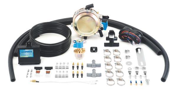 LPG-Kit mit Lambda steurung