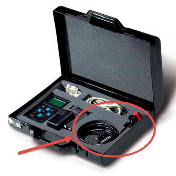 Kabel für AEB214 x Palmare OBD2 (für art. 090214)