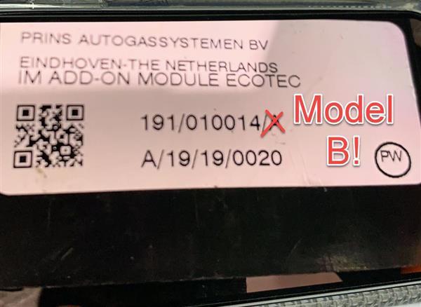 Prins ADD-On Module B (GM L82 L84 L87 MY 2019)