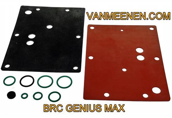 Revisieset BRC Genius MAX