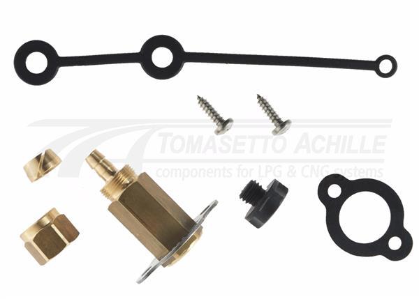 Tomasetto minivuller - PVC 8mm