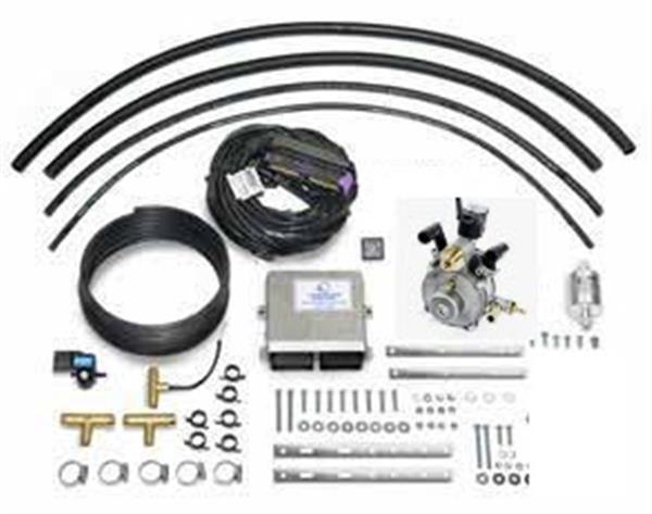 KIT LPG 2-4C LI12 OMEGAS DIRECT - zonder injectoren