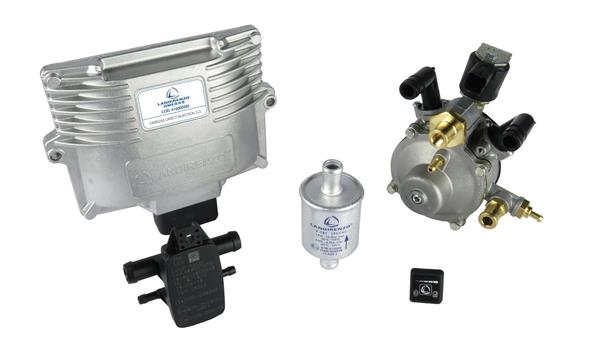 KIT LPG OMEGAS DIRECT 1.0 WITH ADDITIONAL CHANNEL (LI12 120KW - without MED-injectors GI25)