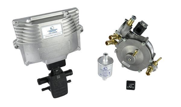 KIT LPG 2-4C LI10 OMEGAS DIRECT 3.0 2-4 LI10 160 OMEGAS DIRECT 3.0 GIRS12 voor Seat Ibiza 3 cil. CHZ