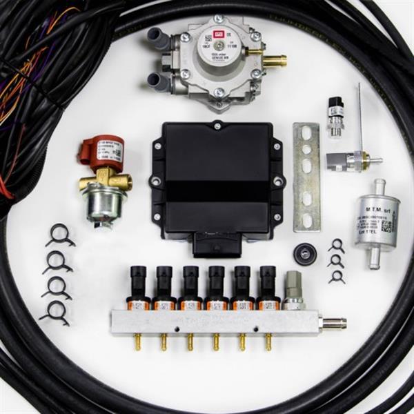 Motorkit Plug&Drive 6 cil. in line <140 KW - vaporisateur MB1500 - injecteurs à votre choix