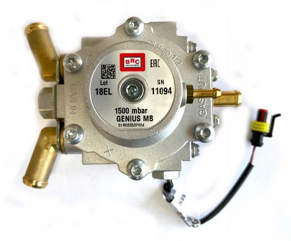 BRC Verdamper Genius MB1500 voor Sequent Fast