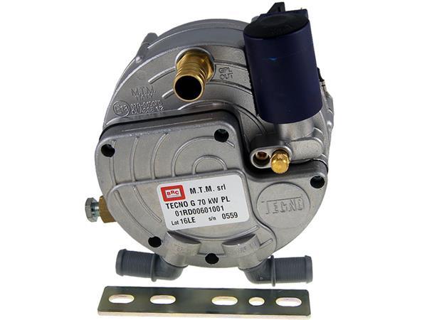 Verdamper BRC TECNO 70 kW