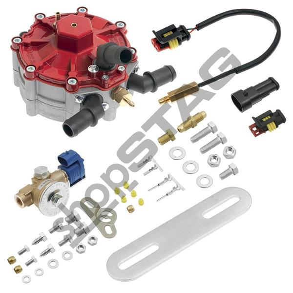 AC R01 250E LPG verdamper